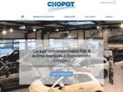 Chopot Automobiles, concessionnaire Fiat dans les Vosges