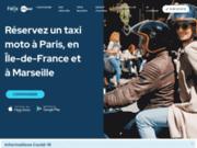 CITYBIRD - N°1 TAXI MOTO PARIS (75)