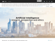 City.forecasting.ai : le blog de l'Intelligence Artificielle