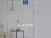 Le cabinet CLAS AVOCATS de Paris