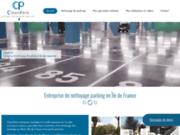 Nettoyage parkings en sous-sols Pontoise
