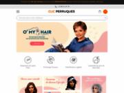 Clic perruques - Acheter une perruque sur le web