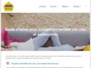 Clicetclac, guide d'achat pour clic-clac, matelas et housses pour clic-clac