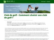 Toutes les informations autour du golf