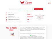 Cocote marketplace