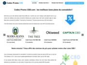 Codes Promo CBD : les meilleurs bons plans du cannabidiol