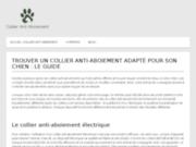 Collier-anti-aboiement.info