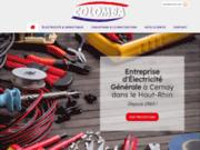 Électricité Colomba, électricien à Cernay près de Mulhouse