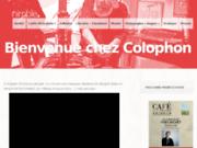 Colophon- Maison de l'Imprimeur