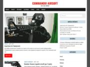 Commando-airsoft, le spécialiste des répliques airsoft