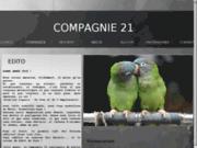 Compagnie 21, source de savoirs en art et décoration