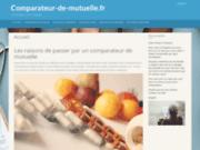 Site internet comparateur de mutuelle