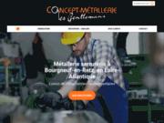 Concept Metallerie - Entreprise de Métallerie à Bourgneuf-en-Retz