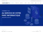 Connect 3S, services informatiques pour la sauvegarde de vos données