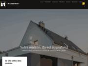 LM Construct: Construction et rénovation des bâtiments privés dans tout le Brabant Wallon