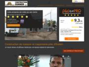 Suhner : travaux de construction à Erstein