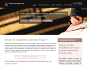Besoin d'une conseil juridique ou une consultation avocat en ligne ?