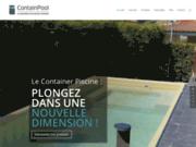 Le Container Piscine, nouveau concept de piscine