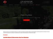 Randonnées quad Ardennes belges - Coo-Adventure