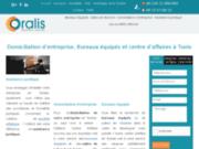 Coralis domiciliation des entreprises