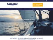 Corsazur Marine Location