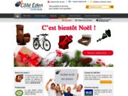Boutique en ligne Côté-Eden
