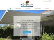 Côté Réno, Menuiserie Bois, Alu & PVC