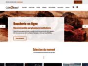Cote2boeuf Boucherie en ligne