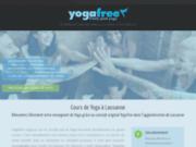 Freeyoga Lausanne, découvrez le yoga en toute liberté