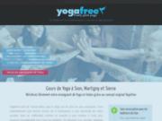 Apprendre le yoga à Sion et dans le Valais