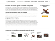 Le meilleur guide pour l'achat de votre couteau de chasse