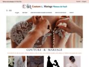 Atelier de couture spécialiste de la robe de mariée sur Toulouse