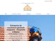 Boursier Couverture, entreprise spécialisée en travaux de toiture dans l'Essonne