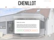 Chenillot : Entreprise de couverture et zinguerie à proximité de Besançon