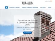 Tellier Couverture, entreprise de toiture près de Cholet