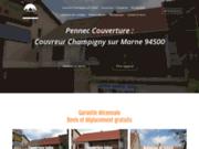Couvreur Champigny sur Marne