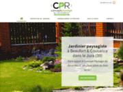Concept Paysage du Revermont pour la création de jardins à Beaufort