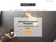 C Pro Elec, électricien à Montpellier
