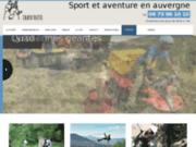 Crapa'Hutte : Randonnées en quad dans le 63 (Puy de Dôme)