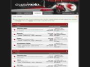 Crazy Moto : Forum, Annonces Moto Gratuites, Magazine Online...