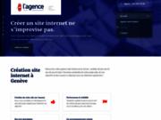 Agence de création web Genève