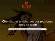 Musique libre de droit : creative music