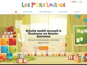 LES P'TITS LOULOUS à Toulouse votre garderie inter-entreprises