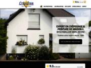 Crépifran : rénovation de crépis en Alsace