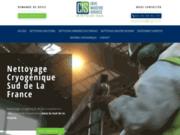Entreprise de nettoyage cryogénique Cryo Industrie Services
