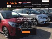 GARAGE LAMIELLE à Chaux pour la réparation de votre véhicule