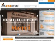 Vente d'airbag moto - CTAirbag.com