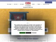 Partir en vacances à Cuba