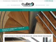 Installateur d'escalier en bois pour votre maison: intervnetion sur les secteurs doubs, haute-saône