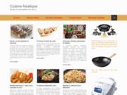 Découvrez des recettes de cuisine asiatique